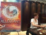 Veronica Roth Explains Why Allegiant was Written in Two POVs