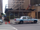 """UPDATE: Divergent Building """"Fake El Tracks"""" On Federal Street (Exclusive With Videos &Pictures)"""