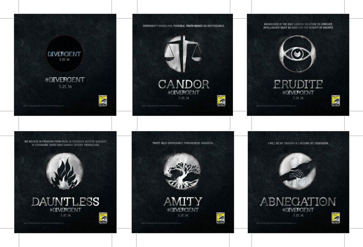 divergent symbols and meanings - HD1465×1000