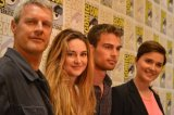 Watch the Full DIVERGENT Press Conference From SDCC 2013!