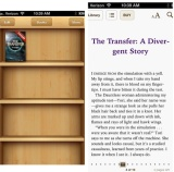Check Out a Preview of The Transfer on iBooksNow!