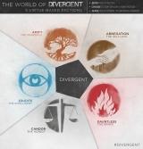 THE WORLD OF DIVERGENTInforgraphic!