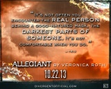 The Third Quote From ALLEGIANT Has Been Released!