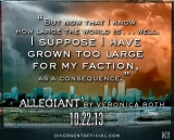 Check Out This Brand New Quote of ALLEGIANT!