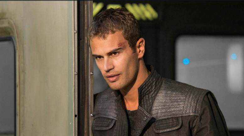 ... Out These B... Four Divergent Actor No Shirt