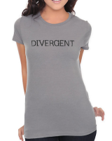 Divergent Merchandise Now Available at Hot Topic