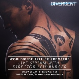 DIVERGENT Trailer to be Released Wednesday!
