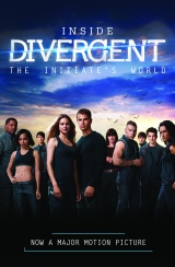 """""""Inside Divergent: The Initiates World"""" Cover isHere"""