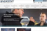 The DIVERGENT Website Has Gotten aMakeover!