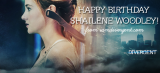 Happy Birthday To Shailene Woodley!