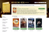 Allegiant Wins Goodreads Choice Awards for Best Young Adult Fantasy & Science Fiction Book!