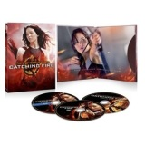 Catching Fire DVD to Include a DIVERGENT SneakPeek