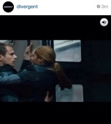 First Full Length Clip of DIVERGENT Coming Tomorrow + Preview of Clip